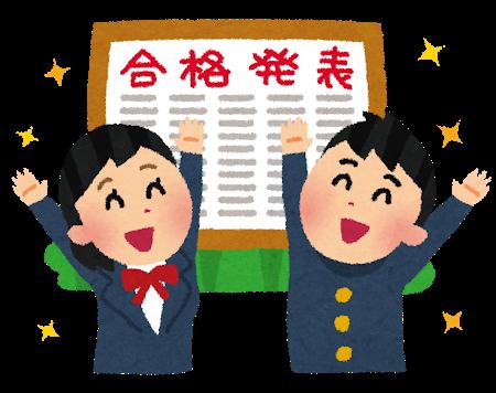 福大・西南合格発表☆公立入試の倍率も発表!